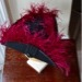 Tricorn Hat with Plume City of Westminster